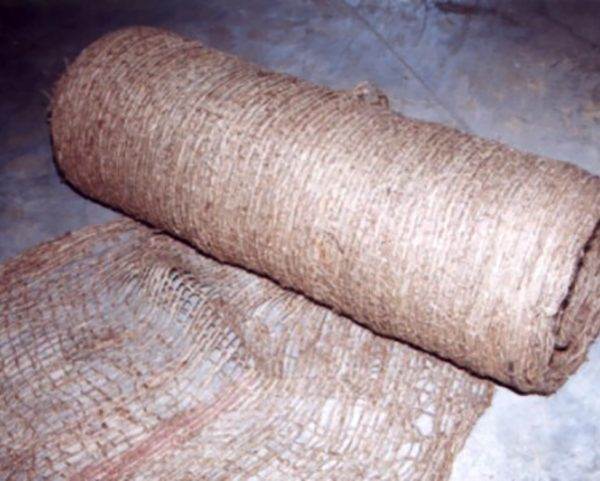 Roll of JuteMat.