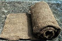 BioD-Pillow - coir revegetation pillow for wetland restoration.