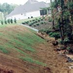 Applications of BioD-Mat 70 woven bristle coir erosion control blanket (780 g/sq.m).